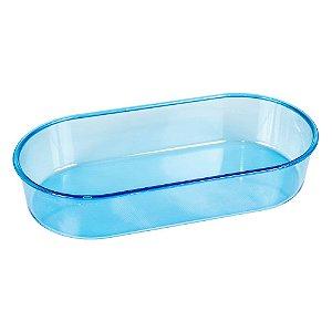 Banheira Oval Azul - Grande