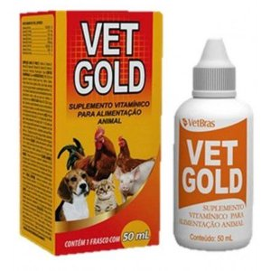 Vet Gold - 50mL