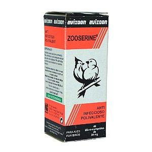 Zooserine 40 Micro Comprimidos - Avizoon