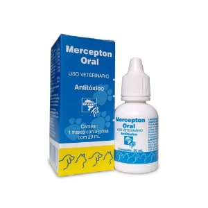 Mercepton Oral - 20 ml
