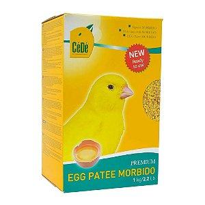 CéDé - Eggfood Morbido (com mel) - 1kg