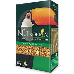 Nutrópica - Tucano com Frutas - 500g