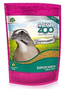 Megazoo - Trinca Ferro Super Canto - 900g
