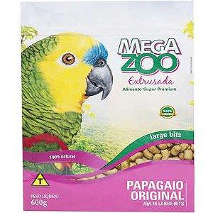 Megazoo - Extrusada Papagaios Large (AM16) - 600g