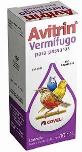 Avitrin Vermífugo - 10mL