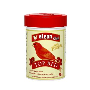 Alcon Club - Top Red - 80g