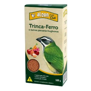 Alcon Eco Club - Trinca Ferro - 500g