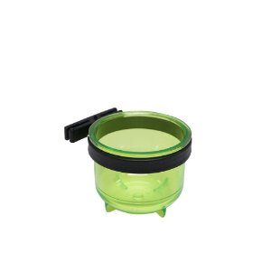 Porta Vitamina Redondo Grande - Verde
