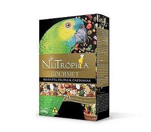 Nutrópica - Papagaios Gourmet - 600g