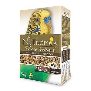 Nutrópica - Seleção Natural Periquito - 300g