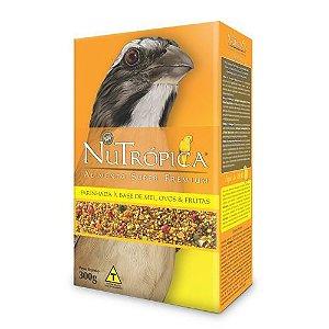 Nutrópica - Farinhada Mel, Ovos e Frutas Trinca Ferro  - 300g