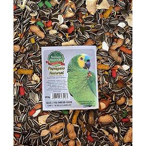 Torneio Nutrição - Mix Papagaio Natural - 500g