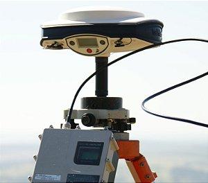 GNSS RTK PROMARK 500 - com rádio externo 35W - Ashtech - Usado