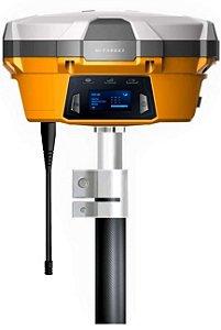 GPS GNSS RTK HI-TARGET V60 COM RÁDIO EXTERNO