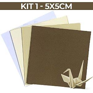 Origami  - KIT 01 - 5,0x5,0