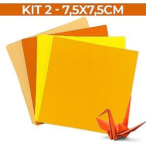 Origami  - KIT 02 - 7,5x7,5