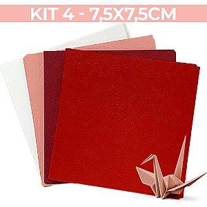 Origami  - KIT 04 - 7,5x7,5