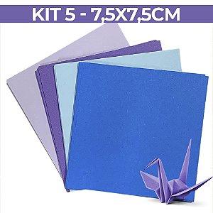 Origami  - KIT 05 - 7,5x7,5