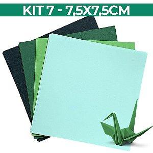 Origami  - KIT 07 - 7,5x7,5