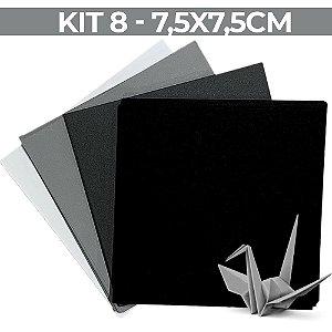 Origami  - KIT 08 - 7,5x7,5