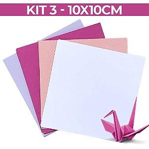 Origami  - KIT 03 - 10,0x10,0
