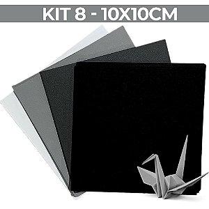 Origami  - KIT 08 - 10,0x10,0
