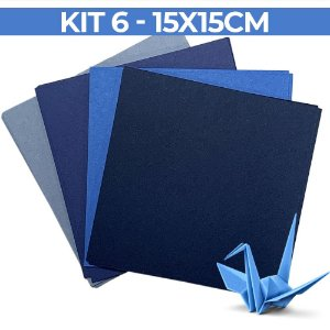 Origami  - KIT 06 - 15,0x15,0