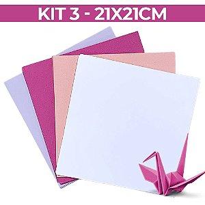 Origami  - KIT 03 - 21,0x21,0