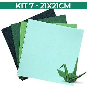 Origami  - KIT 07 - 21,0x21,0