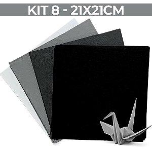 Origami  - KIT 08 - 21,0x21,0