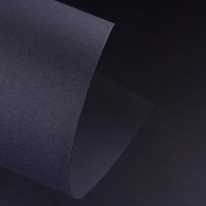 Papel F Card Scuro Preto