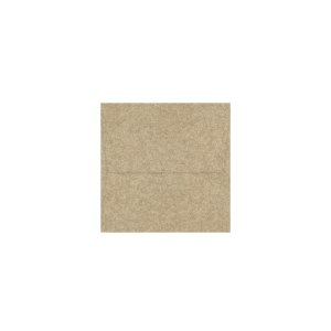 Envelope para convite | Quadrado Aba Reta Kraft 21,5x21,5