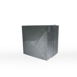Lote 13 - Envelope Aba Bico 10x10 - 50 unid.
