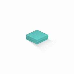 Caixa de presente | Quadrada Color Plus Aruba 10,5x10,5x4,0