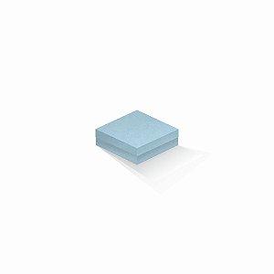Caixa de presente | Quadrada Color Plus Santorini 10,5x10,5x4,0