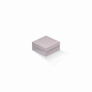 Caixa de presente | Quadrada Color Plus Metálico Ibiza 10,5x10,5x6,0