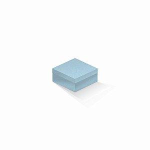 Caixa de presente | Quadrada Color Plus Santorini 10,5x10,5x6,0