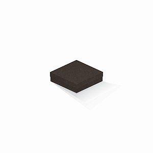 Caixa de presente | Quadrada Color Plus Marrocos 12,0x12,0x4,0