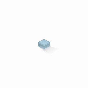 Caixa de presente | Quadrada Color Plus Santorini 5,0x5,0x3,5