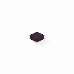 Caixa de presente | Quadrada Color Plus Mendoza 7,0x7,0x3,5