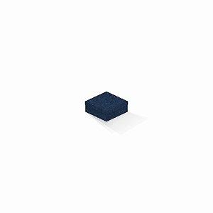 Caixa de presente | Quadrada Color Plus Porto Seguro 7,0x7,0x3,5