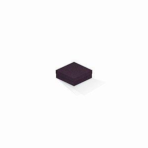 Caixa de presente | Quadrada Color Plus Mendoza 8,5x8,5x3,5