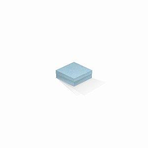 Caixa de presente | Quadrada Color Plus Santorini 8,5x8,5x3,5