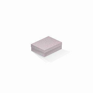 Caixa de presente | Retângulo Color Plus Metálico Ibiza 10,0x13,0x3,5