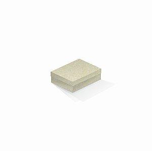 Caixa de presente | Retângulo Color Plus Metálico Majorca 10,0x13,0x3,5