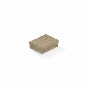 Caixa de presente | Retângulo Kraft 10,0x13,0x3,5