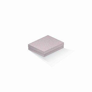 Caixa de presente | Retângulo Color Plus Metálico Ibiza 12,0x15,0x4,0