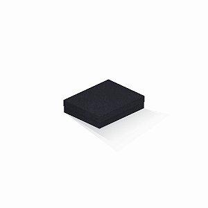 Caixa de presente | Retângulo F Card Scuro Preto 12,0x15,0x4,0