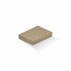 Caixa de presente | Retângulo Kraft 14,0x19,0x4,0