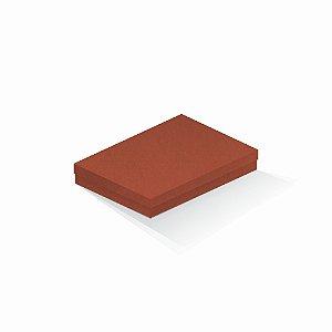 Caixa de presente | Retângulo F Card Scuro Laranja 16,0x22,5x4,0